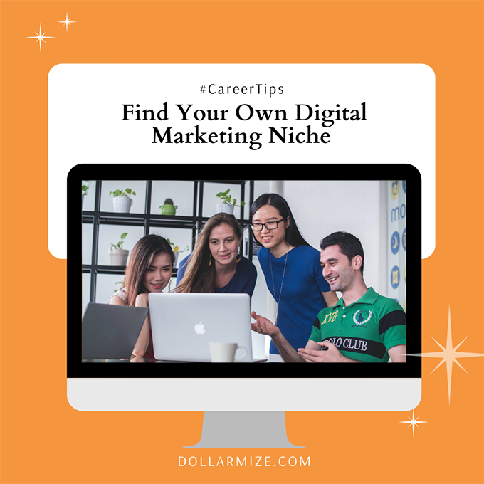 digital marketing niche