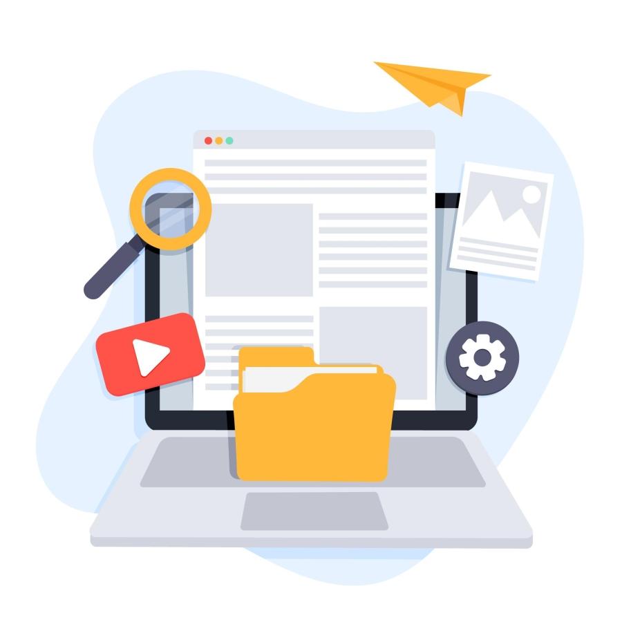 content marketing photo