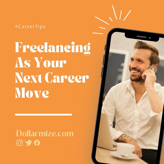 freelancing as next career move